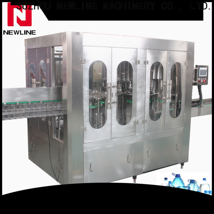 Wholesale cost of water bottling plant equipment for business for promotion