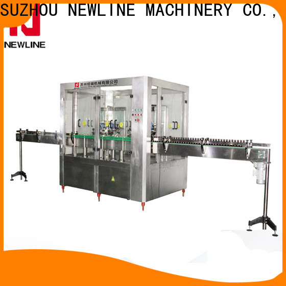 NEWLINE Best fully automatic liquid filling machine Suppliers on sale