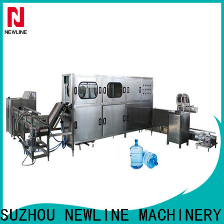 NEWLINE mineral water jar filling machine Supply for sale