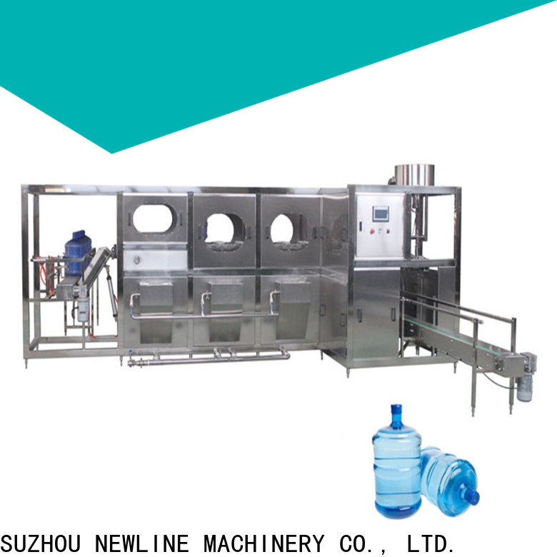 NEWLINE gallon filling machine Supply bulk production