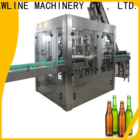 NEWLINE carbonated drinks filling machine manufacturers for promotion