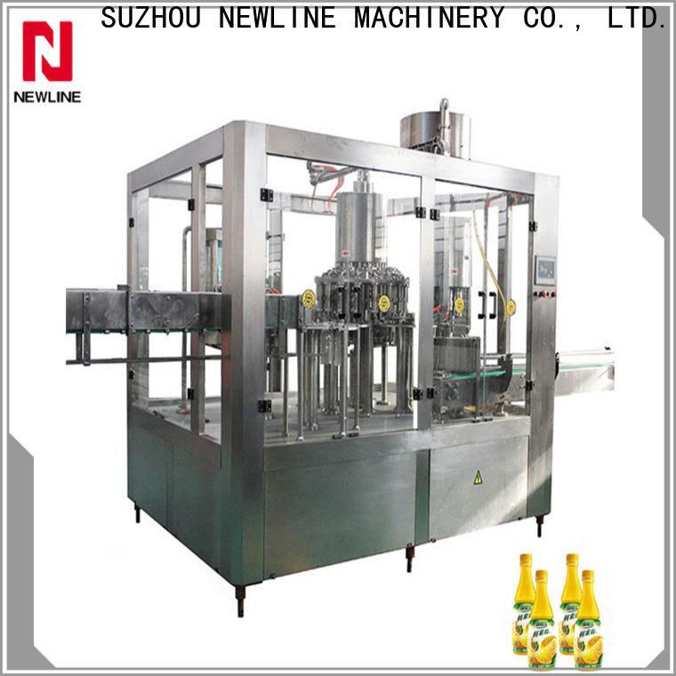 NEWLINE milk bottle filling machine Supply bulk buy
