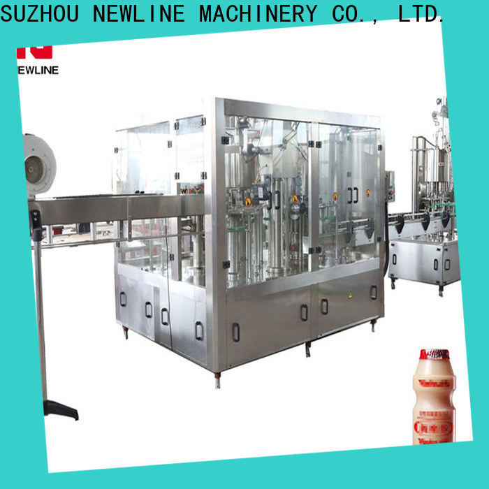 High-quality fully automatic liquid filling machine Supply for packaging