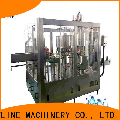NEWLINE High-quality water factory machine company for promotion