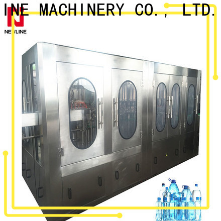 NEWLINE water glass filling machine manufacturers for promotion