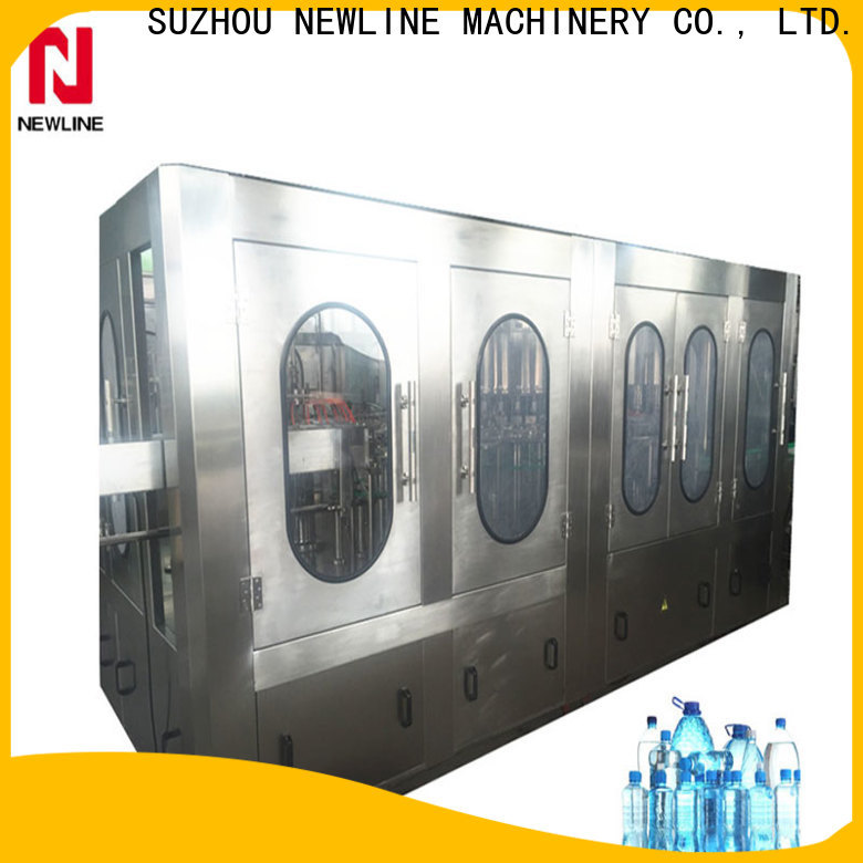 NEWLINE mineral water machine price manufacturers for promotion