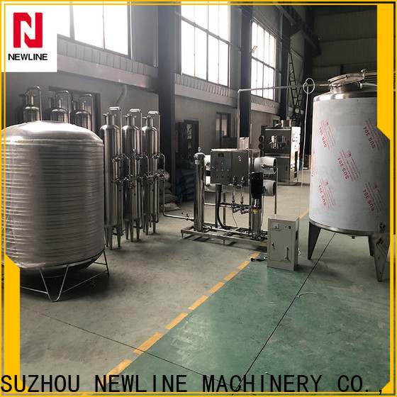 NEWLINE Wholesale commercial reverse osmosis system Supply bulk production