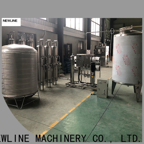 NEWLINE Wholesale ro water treatment plant factory bulk production