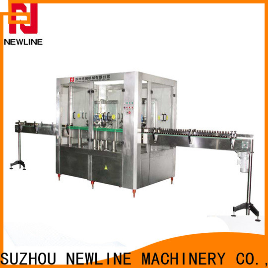 NEWLINE automatic filling machine for liquid Suppliers for promotion