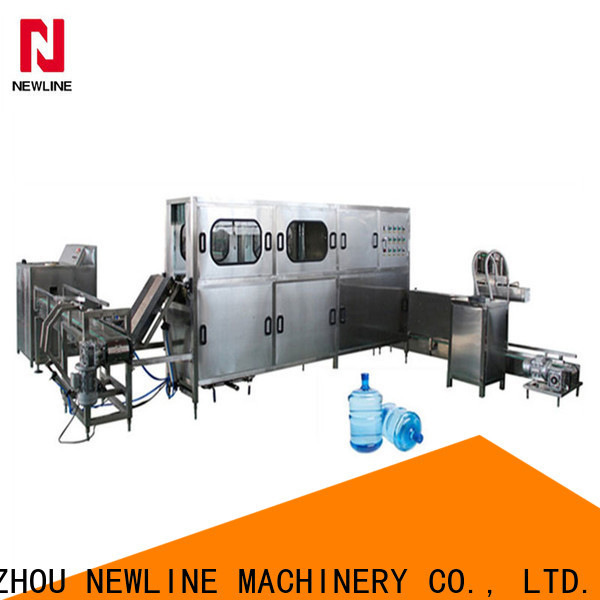 NEWLINE High-quality 20 liter water bottle filling machine company for promotion