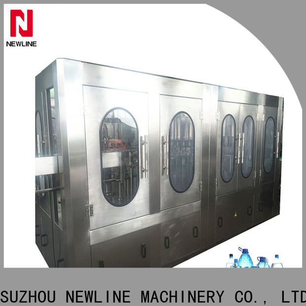 NEWLINE Top pure water filling machine Suppliers on sale