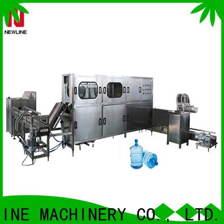 NEWLINE 20 liter water bottle filling machine for business bulk production
