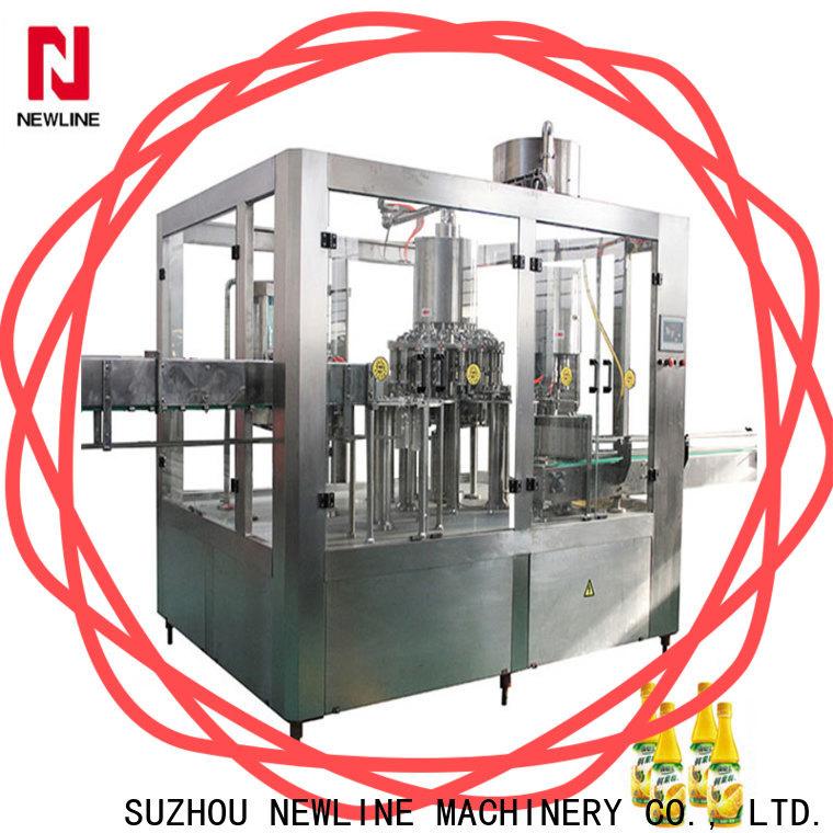 Latest milk bottle filling machine Supply bulk production