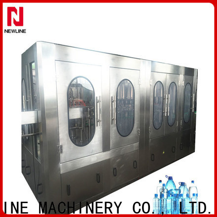 NEWLINE Wholesale pure water filling and sealing machine factory on sale