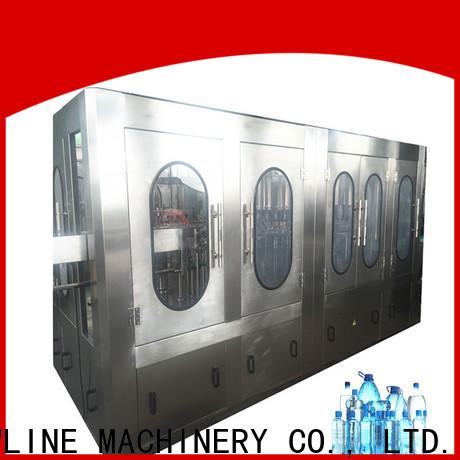 NEWLINE fully automatic bottle filling machine company bulk buy
