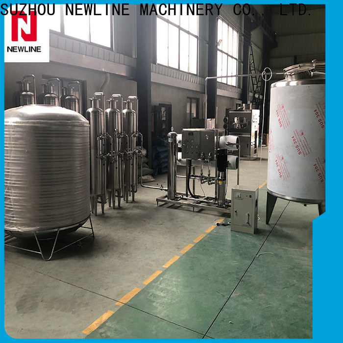 NEWLINE reverse osmosis water treatment plant Suppliers on sale