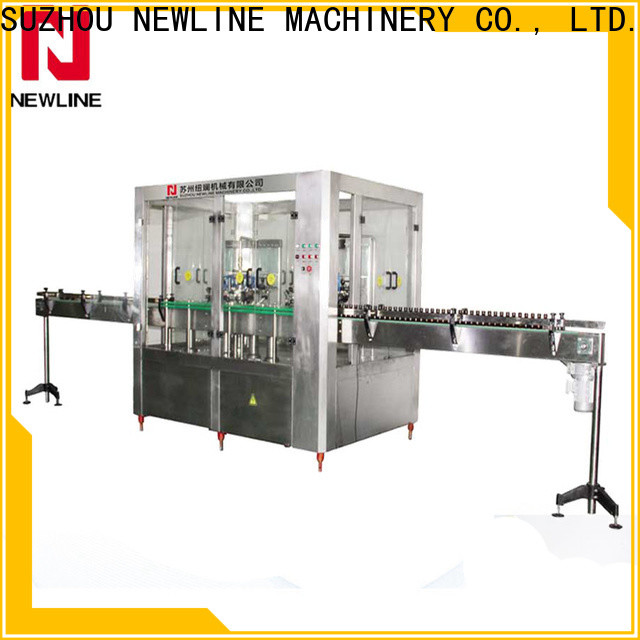NEWLINE New automatic filling machine manufacturers for promotion