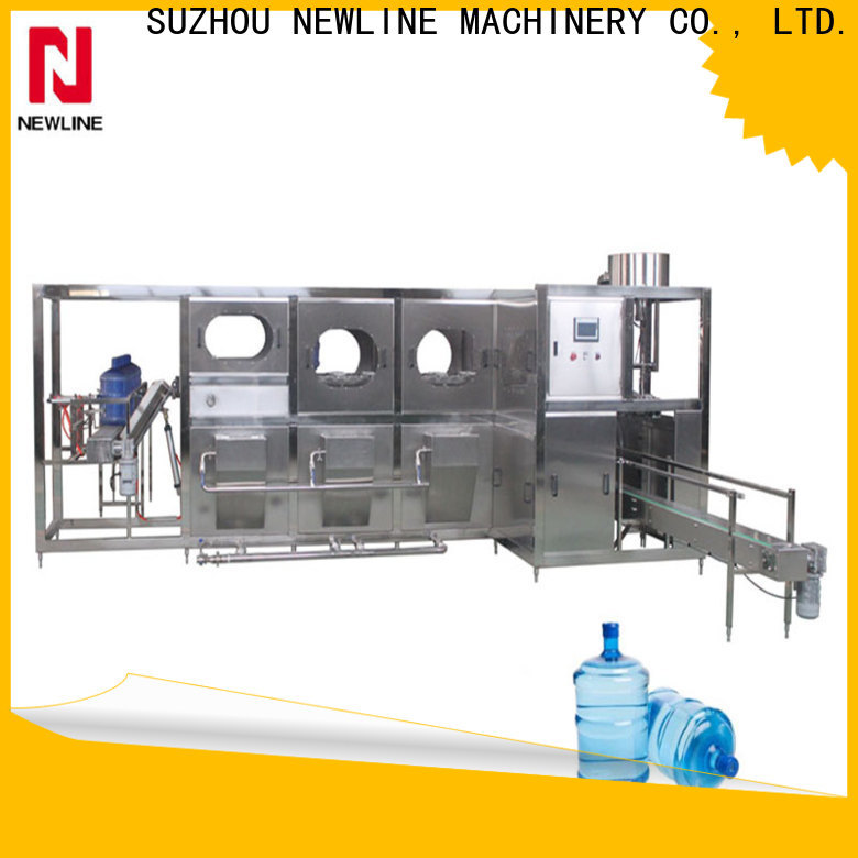 Latest mineral water filling machine manufacturers company for sale