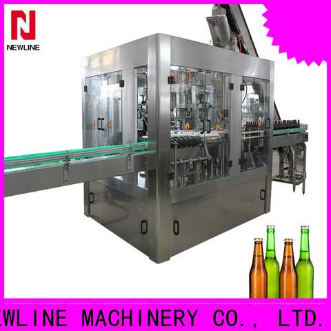 NEWLINE glass filling machine for business bulk buy