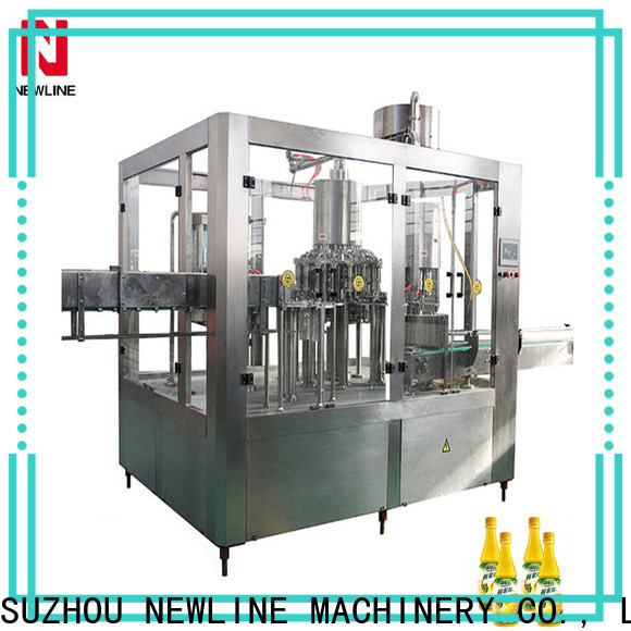 NEWLINE hot filling machine Suppliers for packaging