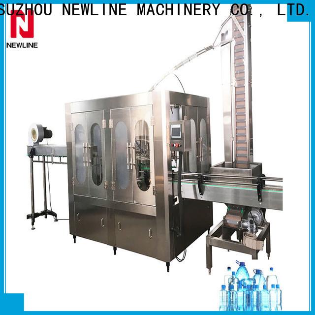 NEWLINE Best mineral water unit company bulk production