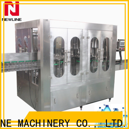 Latest mineral water bottle filling machine Supply for packaging