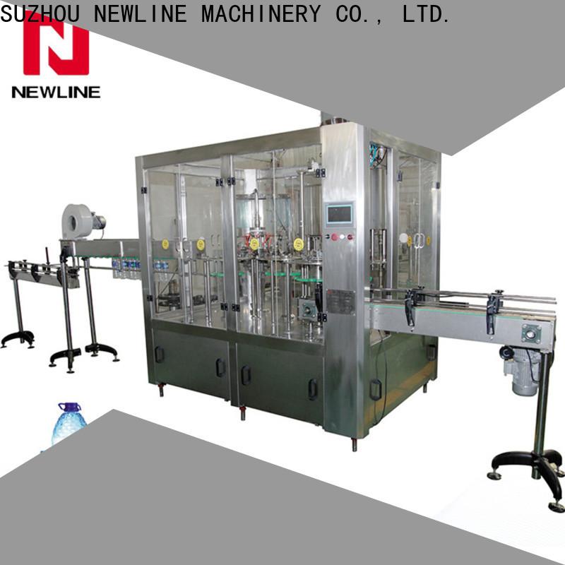 NEWLINE New water bottling equipment suppliers factory bulk buy