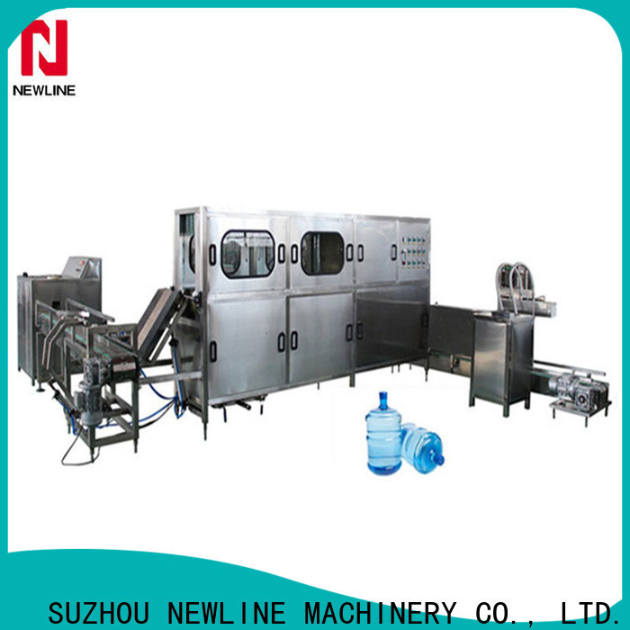 NEWLINE water filling machine manufacturers for promotion
