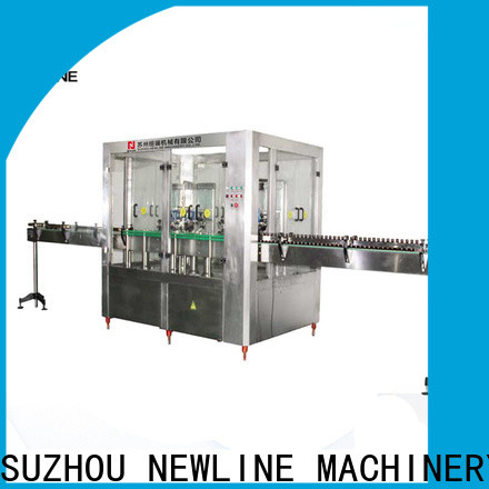 NEWLINE Best fully automatic liquid filling machine for business for packaging