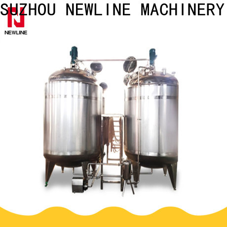 Latest beverage mixing tank manufacturers for sale