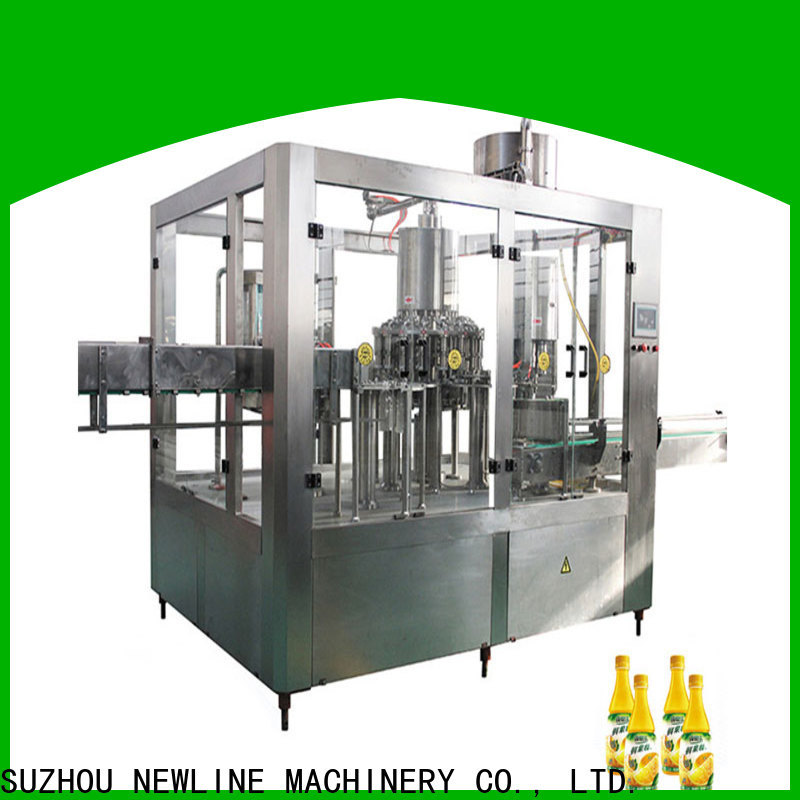 Latest automatic filling machine for liquid factory on sale