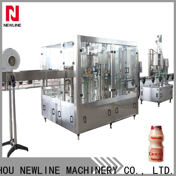 High-quality juice bottling machine Supply for promotion