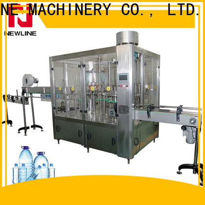 NEWLINE mineral water project for business for promotion