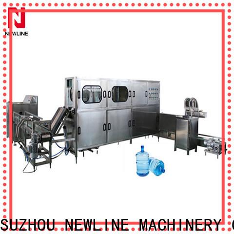 NEWLINE auto bottle filling machine Supply on sale