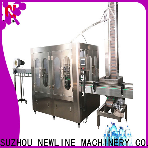 NEWLINE New mineral water bottling plant cost factory on sale