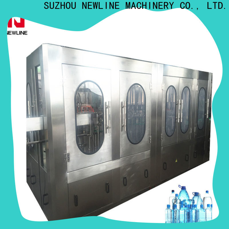 Top mineral water filling plant Supply for packaging