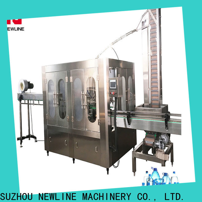 Top mineral water bottle manufacturing plant factory on sale