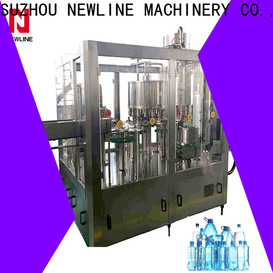 Latest water bottle making machine price in india factory bulk production
