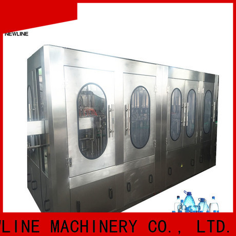 NEWLINE mineral water plant manufacturer Supply for promotion