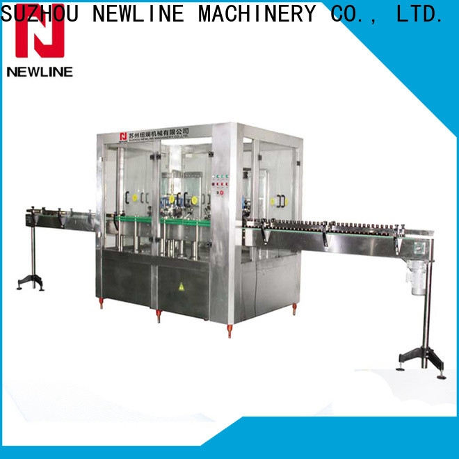 NEWLINE fully automatic liquid filling machine Suppliers for promotion