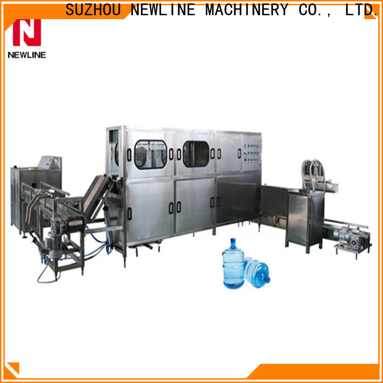 NEWLINE water jar filling machine Supply for promotion