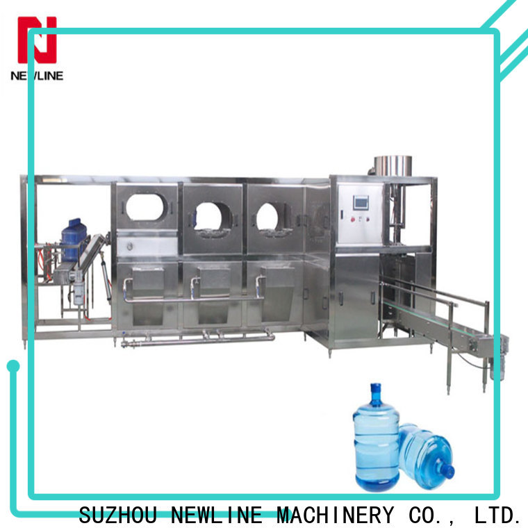 NEWLINE mineral water filling machine manufacturers factory on sale