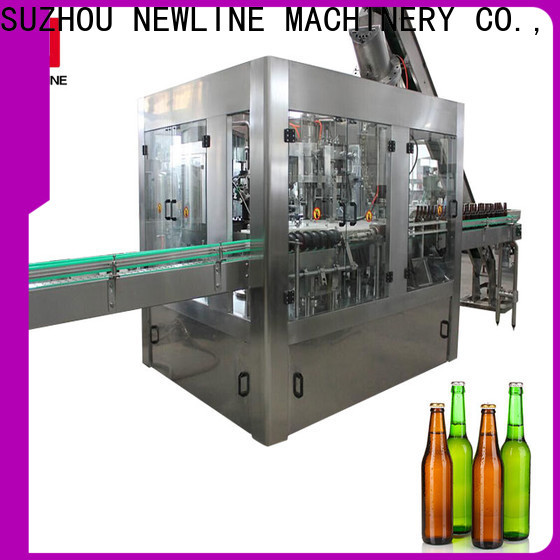 NEWLINE drink filling machine manufacturers on sale
