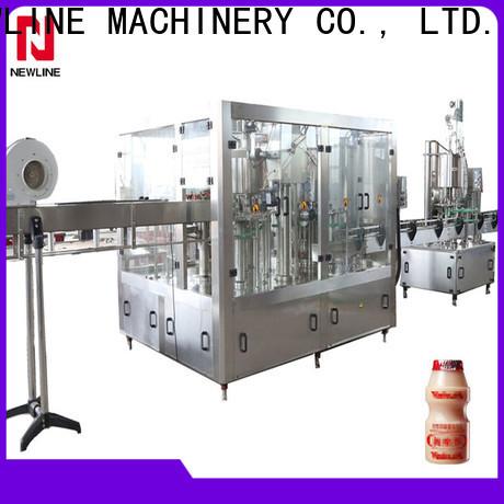 NEWLINE liquid bottle filling machine manufacturers on sale