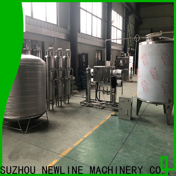 NEWLINE ro water treatment system Suppliers for packaging