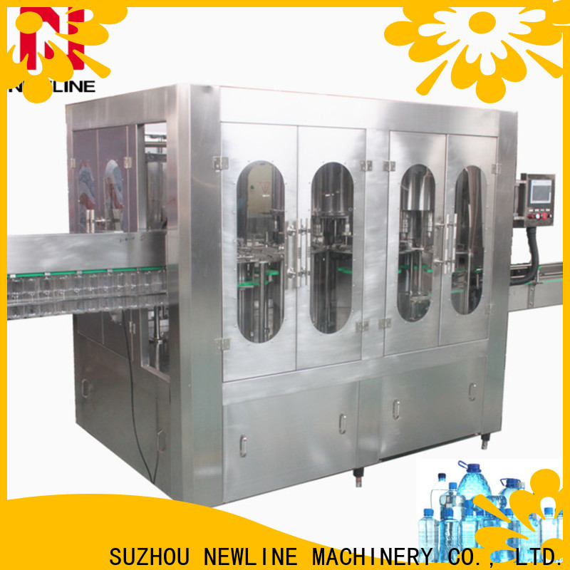 NEWLINE Latest water purification plant machinery Supply for packaging
