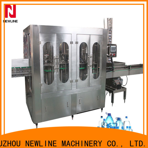 NEWLINE High-quality filling machine company bulk production