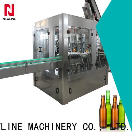 NEWLINE soda water filling machine manufacturers on sale