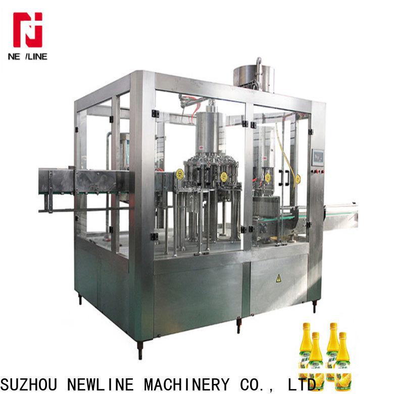 Latest juice bottling machine factory bulk production
