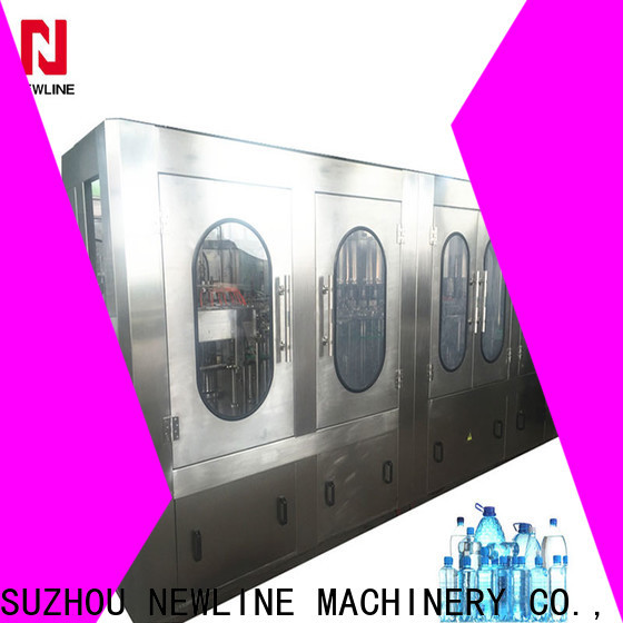 NEWLINE Latest water plant machine cost for business for packaging